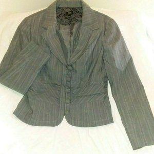 Mossimo Women's Stretch Dress Jacket Size L